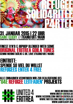 FLYER_Refugee Solidaritee Partee_31012015