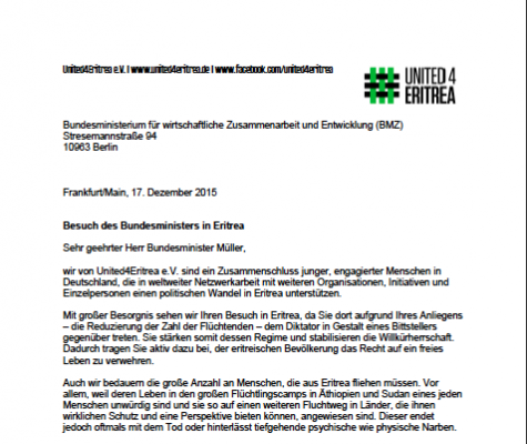 Brief Müller