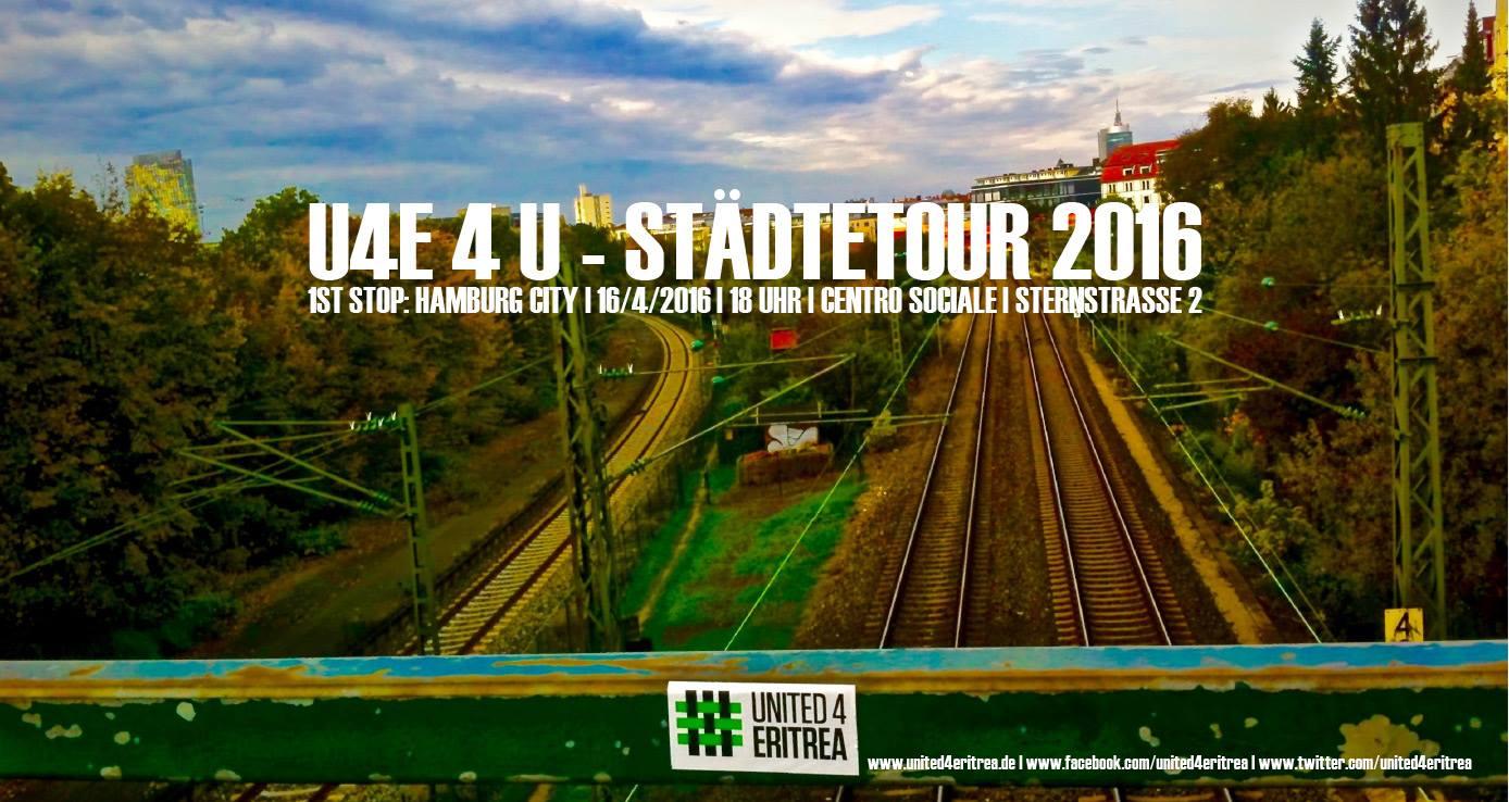 U4E4U - Städtetour